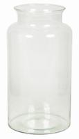 Melkbus glas