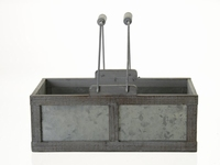 Planter Labertha Anthracite
