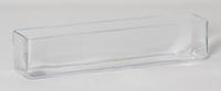 Accuschaal laag recht langwerpig 40,5 cm