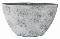Plantenbak Nova concrete cement ovaal