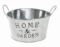 Zinken schaal Home & Garden