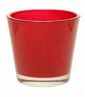 Glaspot Max wijn rood heavy glas