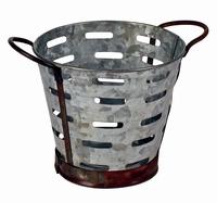 Zinken pot Olympia Ø 12 cm