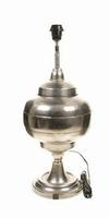Lamp Aida antiek nikkel 60 cm Metaal MAR10