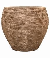 Plantenbak Dolcie Rock M polystone coated