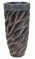 Vaas Wave bronze 70 cm Luxe Lite
