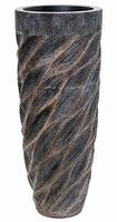 Vaas Wave bronze 90 cm Luxe Lite