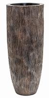 Vaas Waterfall bronze 90 cm Luxe Lite
