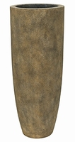 Vaas Luna grey 91 cm Luxe Lite Stone