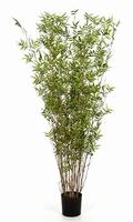 Kunstplant Bamboe oriental toef 190 cm