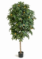 Kunstplant Citrus mandarine 140 cm