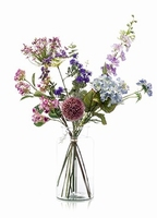 Kuntsbloemen boeket XL Power of Pastels 90 cm