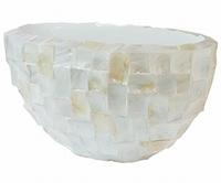 Oceana boat pearl white