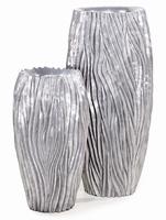 Plantenbak River aluminium 100 cm