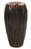 Plantenbak River antiek bronze 70 cm