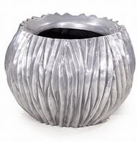 Bloempot River bowl aluminium 75 cm