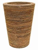 Plantenbak Honey gemaakt van gevlochten touw 78 cm