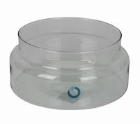 Glas schaal 9,5 cm hoog