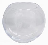 Glazen bolvaas diameter 34 cm