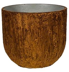 Bloempot Cody S running rust 28 cm