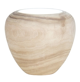Bowl Woody naturel