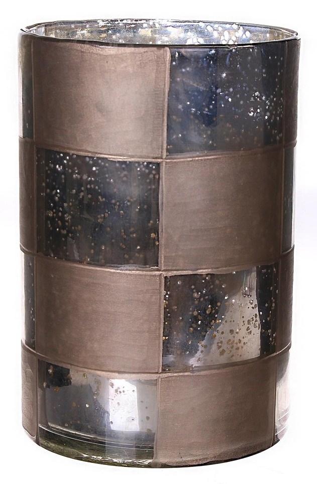 Candleholder Oxidise Rove gold