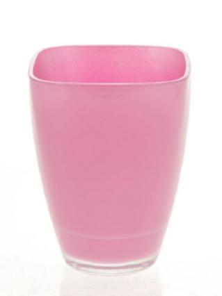 Glaspot gekleurd erica heavy glas