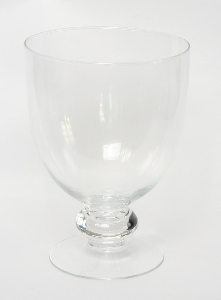 Glazen vaas op voet Coupe Balcon XL