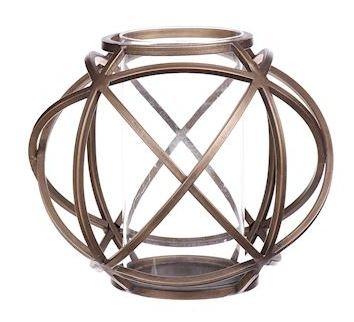Kaarsenhouder Carbay goud MAR10 L