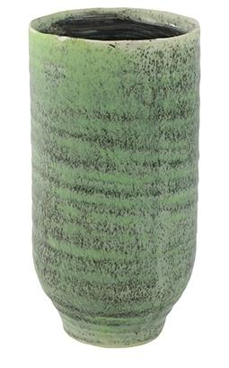 Keramieken pot Fenna thyme cement