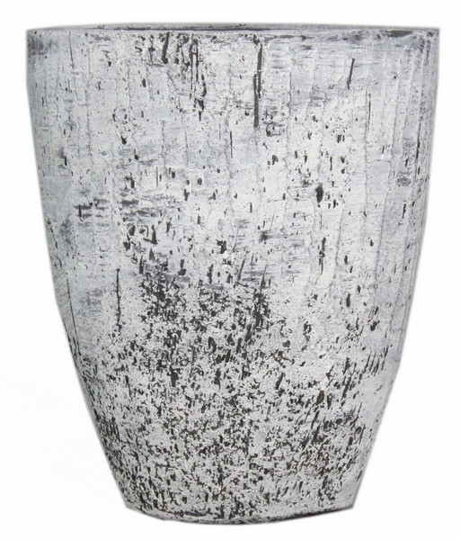Keramieken vaas Dick beton 38,5 cm