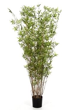 Kunstplant Bamboe oriental toef 100 cm