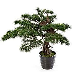 Kunstplant Bonsai pinus 65 cm