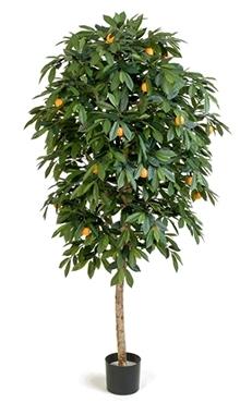Kunstplant Citrus mandarine 170 cm
