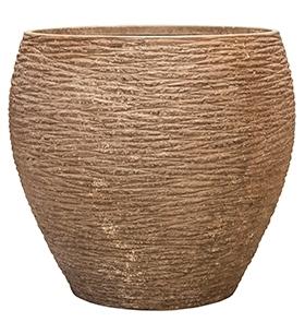 Plantenbak Dolcie Rock L polystone coated