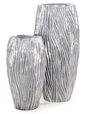 Plantenbak River aluminium 70 cm