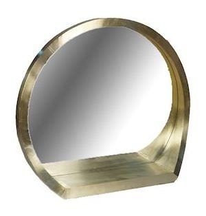 Spiegel Lambert goud MAR10