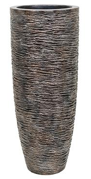 Vaas Universe Wrinkle bronze 90 cm Luxe Lite