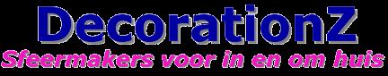 DecorationZ - Plantenbakken, Bloempotten, Vazen, manden, Zinken emmers, Woonaccessoires - Sfeermakers voor in en om huis